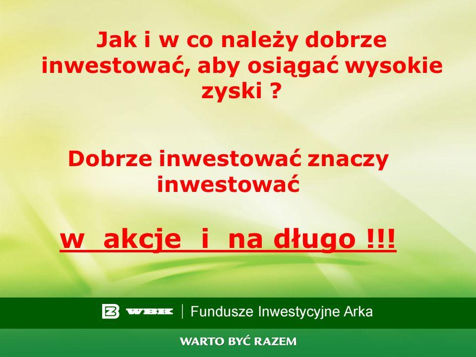 12 Aktywność Polaków na rynku kapitałowym stan na grudzień 2006 r. (w nawiasach dane za 2005 r.) 12,4 mln członków OFE (11,7 mln) 2,1 mln klientów TFI