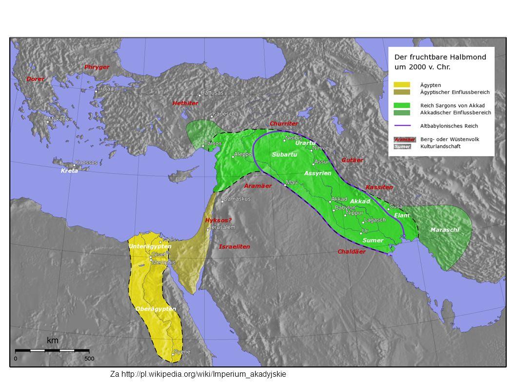 Za http://pl.wikipedia.org/wiki/Imperium_akadyjskie