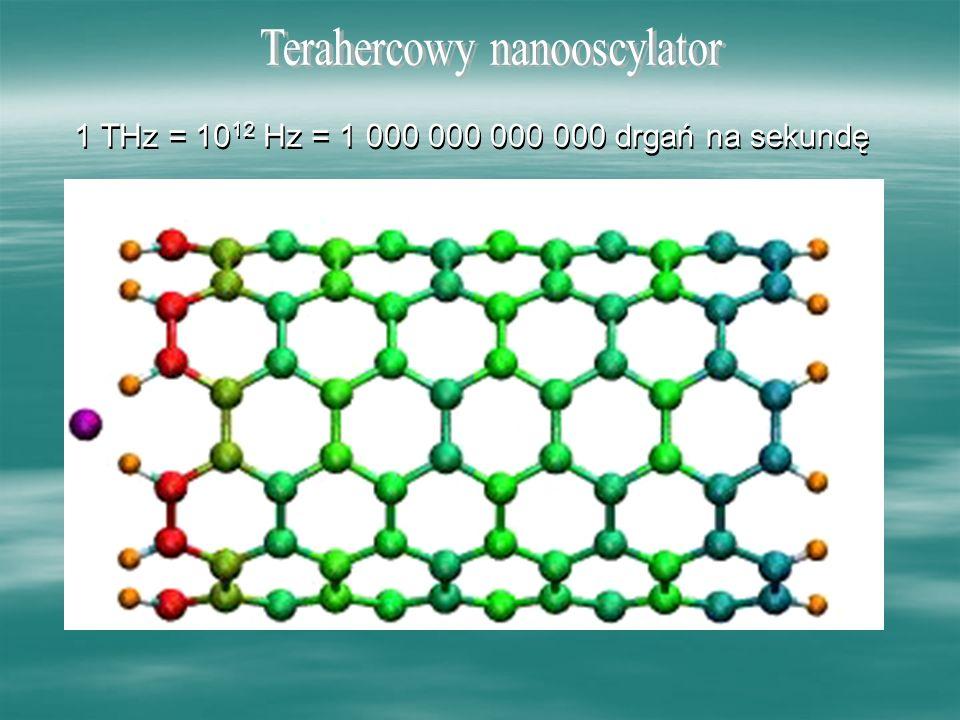 1 THz = 10 12 Hz = 1 000 000 000 000 drgań na sekundę