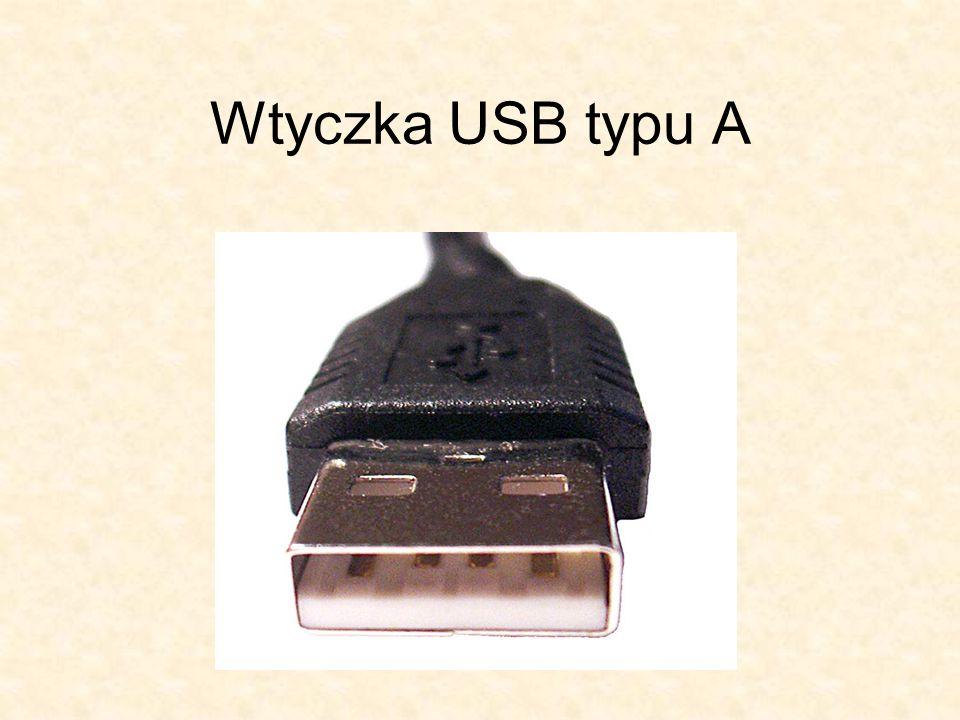 Wtyczka USB typu B