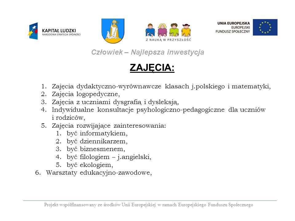 REKRUTACJA: KRYTERIA PODSTAWOWE 1.miejsce zamieszkania: Gmina Raba Wyżna, 2.