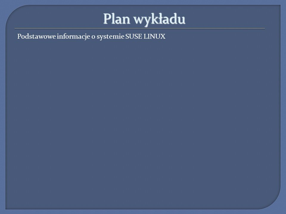 Partycjonowanie XFS – to 64 bitowy system plików przeznaczonych dla serwerów.