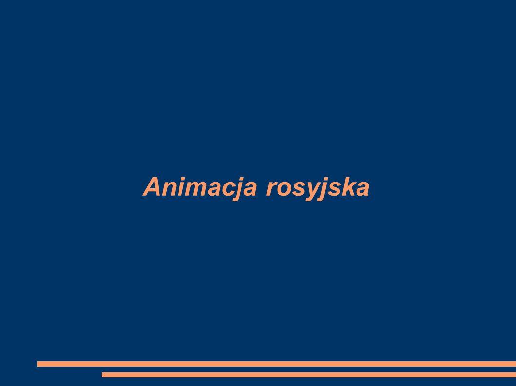 Władysław Starewicz Pionier animacji, pochodzący z polskiej rodziny urodzony w Moskwie.