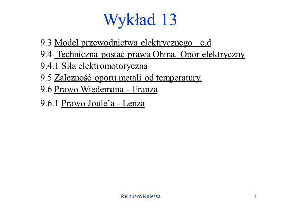 Reinhard Kulessa2 Równanie (9.7) możemy tez interpretować następująco.