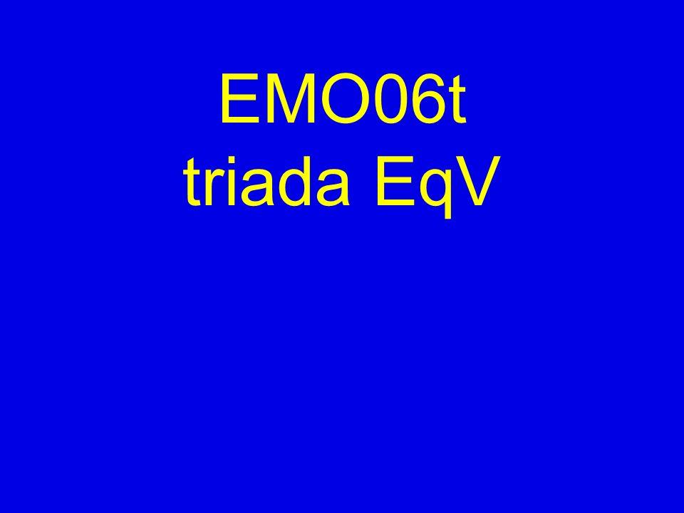 EMO06t triada EqV