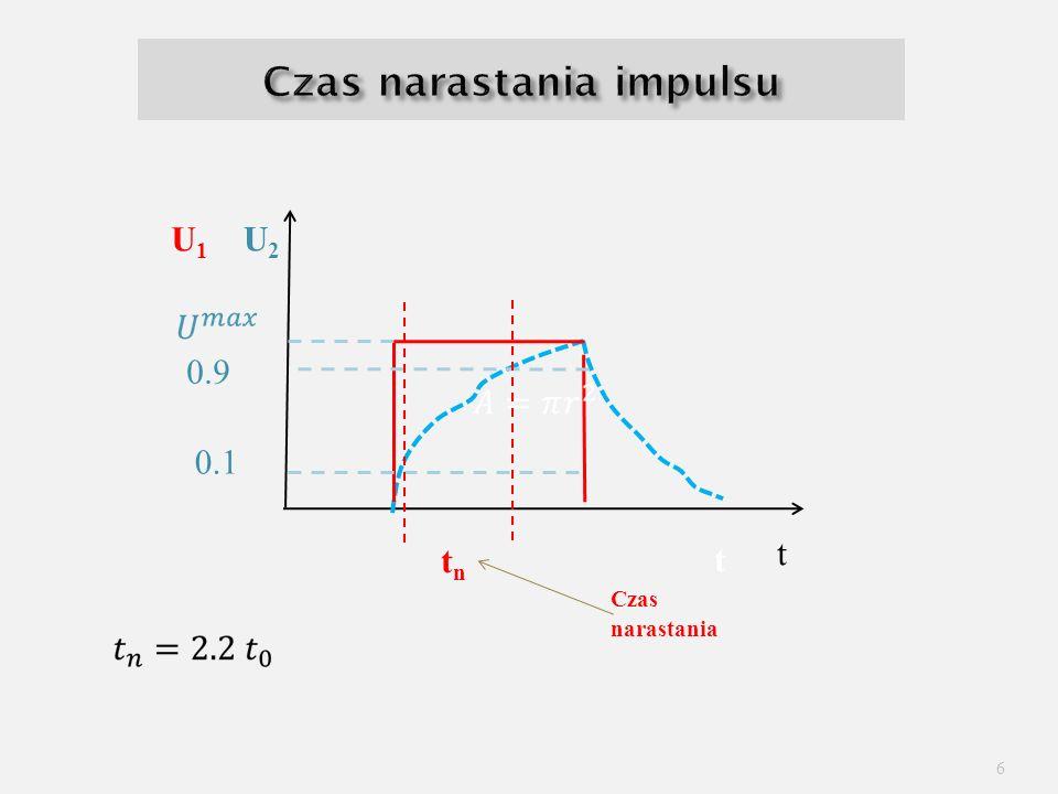 17 Rozwiązanie ogólne równań (*) i (**) ma postać dwóch fal rozchodzacych się w przeciwnych kierunkach Definiujemy impedancje charakterystyczną linii długiej Z 0