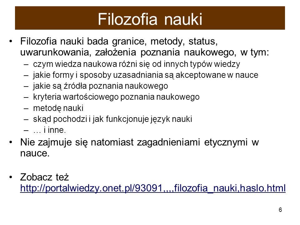 87 Interpretacja i rozumienie W naukach humanistycznych i społecznych Współczynnik humanistyczny – Florian Znaniecki