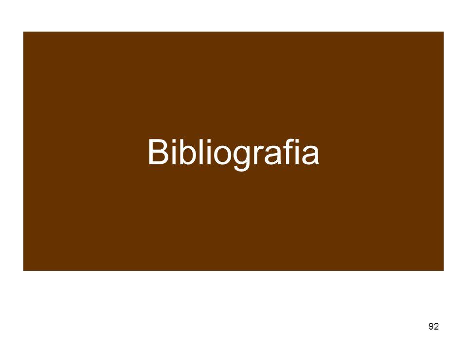 92 Bibliografia