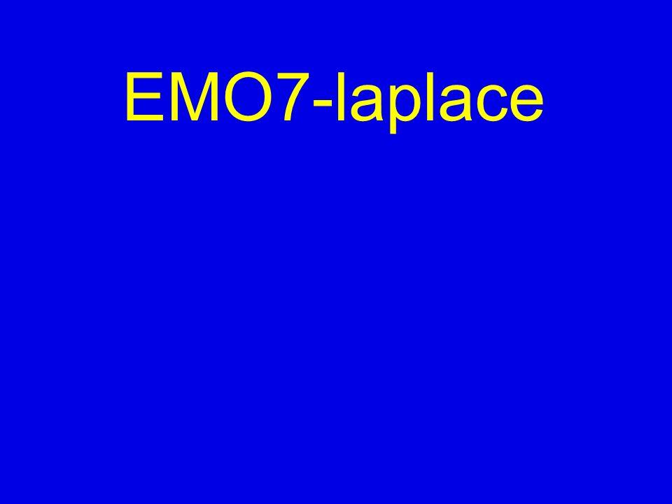 równanie Poissona równanie Laplacea równanie Laplacea i warunki brzegowe równanie Laplacea ogranicza możliwe rozkłady potencjału do klasy funkcji harmonicznych potencjał V = miara zmiany pola E