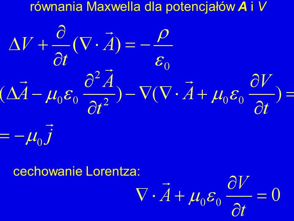 cechowanie Lorentza:
