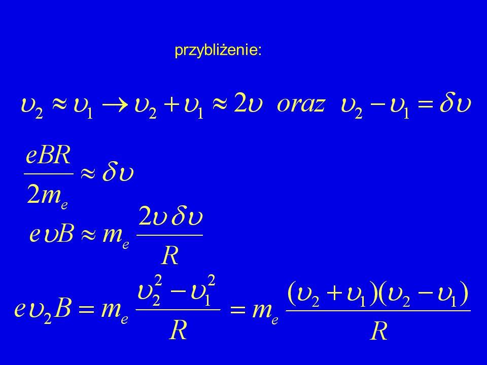 diamagnetyzm semiklasyczny, obrazkowy model czy i jak m się zmieni po włączeniu zewnętrznego pola magnetycznego.