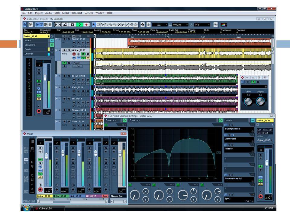 Audacity Zaawansowany i wielościeżkowy edytor plików dźwiękowych rozpowszechniany na licencji GNU GPL.