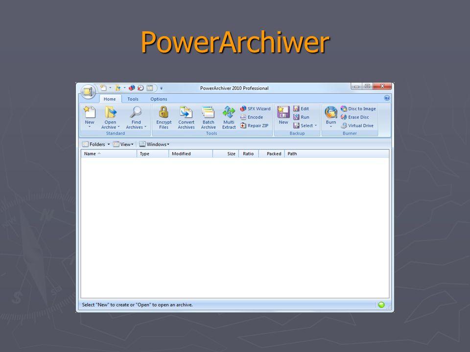 PowerArchiwer