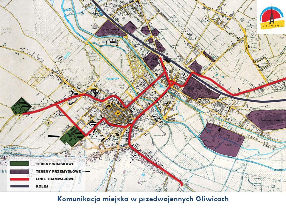 Projekt Modernizacja infrastruktury tramwajowej i trolejbusowej w Aglomeracji Górnośląskiej wraz z infrastrukturą towarzyszącą przed Euro 2012 na terenie Gliwic w ramach tzw.