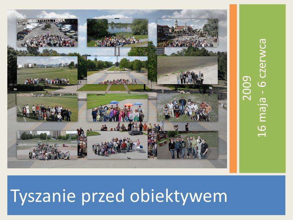 Oto rezultaty wielkiej sesji fotograficznej Z pogodą bywało różnie, ale zdjęcia tyszan do kalendarza na 2010 rok, który pod koniec roku będzie można kupić w Miejskim Centrum Kultury, doszły do skutku.