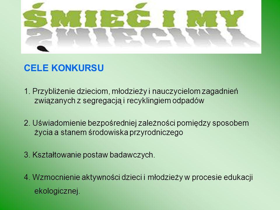 NAGRODY - nagrodzone prace (miejsce I, II, III i 2 wyróżnienia) zostaną opublikowane w miesięczniku LOP Przyroda Polska i zamieszone na stronie www.lo