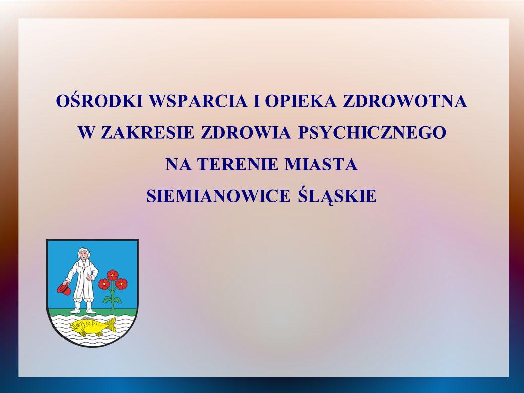 Miejski Ośrodek Pomocy Społecznej w Siemianowicach Śląskich ul.
