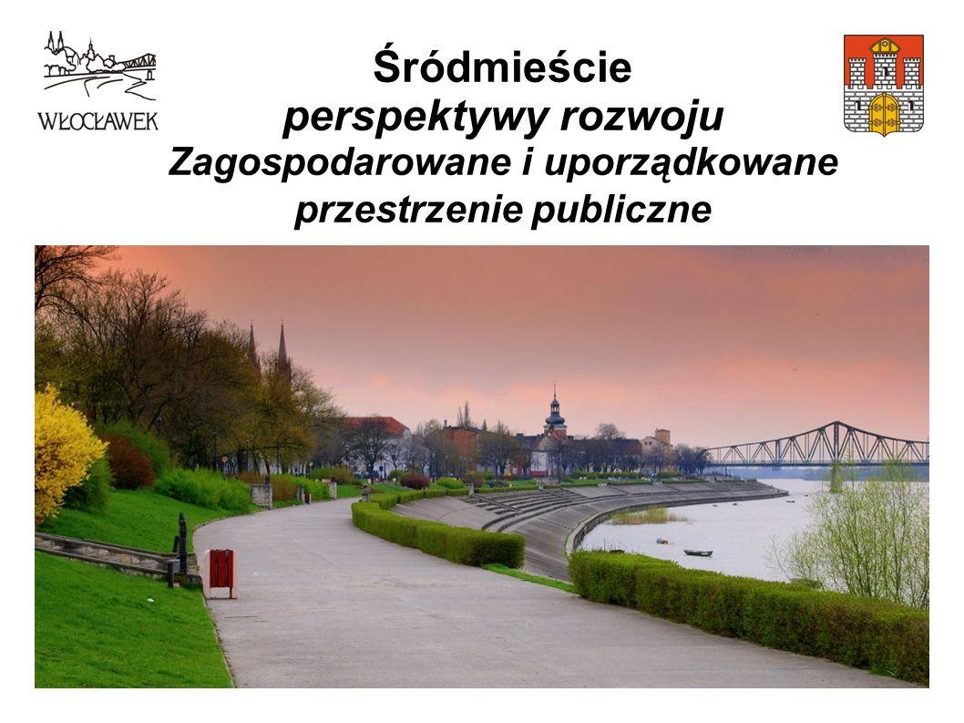 Zagospodarowane i uporządkowane przestrzenie publiczne
