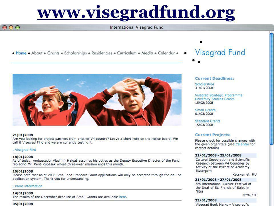 www.visegradfund.org 23