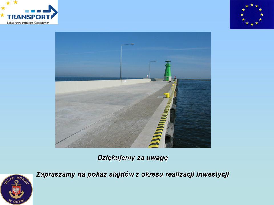 Dziękujemy za uwagę Zapraszamy na pokaz slajdów z okresu realizacji inwestycji