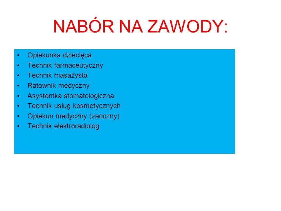KONTAKT: Medyczna Szkoła Policealna w Rzeszowie Adres: ul.