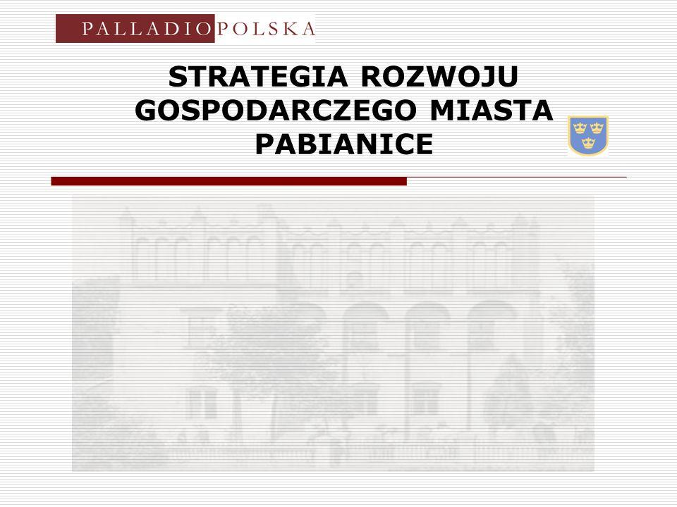 PALLADIO POLSKA Sp.z o.o. ul. Struga 16, 90-513 Łódź 2 CO TO JEST STRATEGIA ROZWOJU.