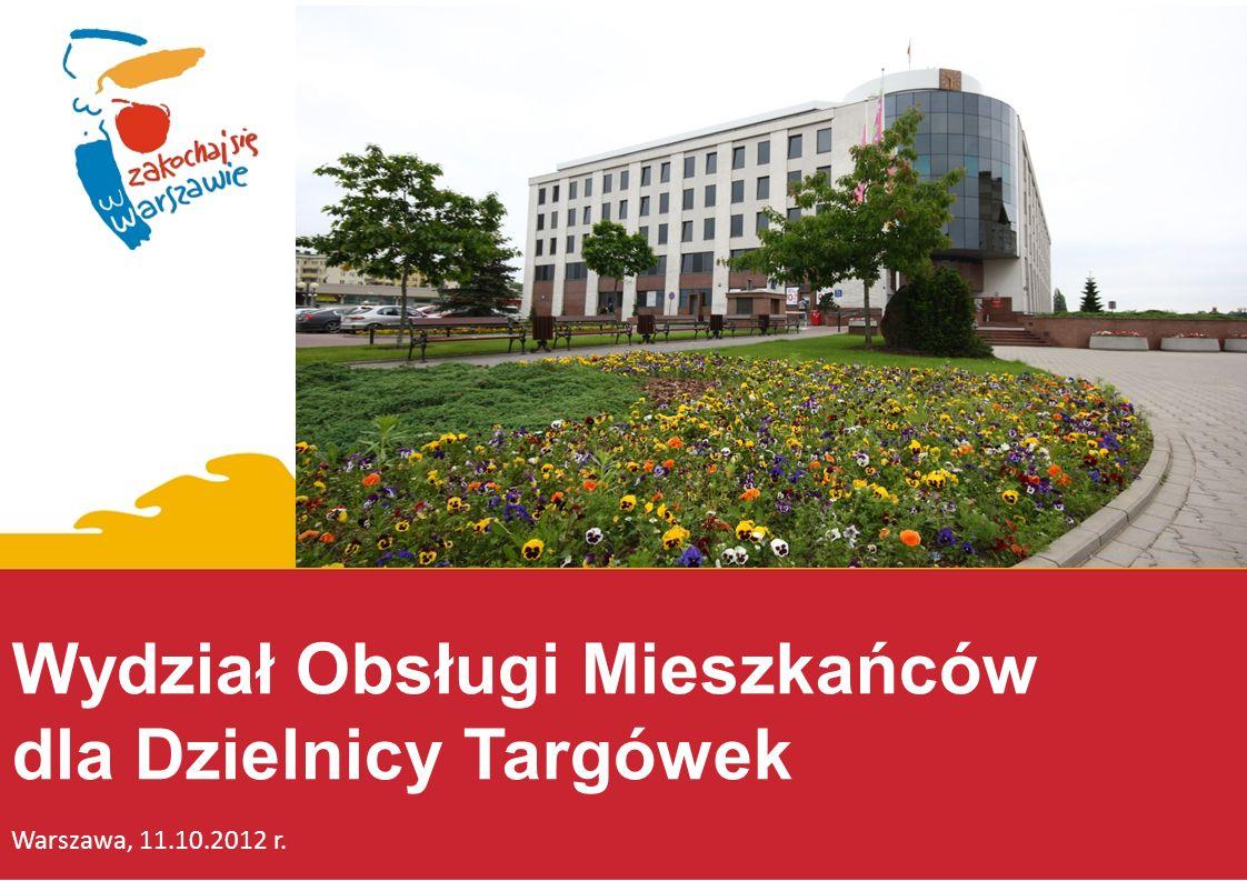 Urząd Dzielnicy Targówek jest przyjazny dla rodziców z dziećmi Z tymi maleńkimi, i nieco większymi