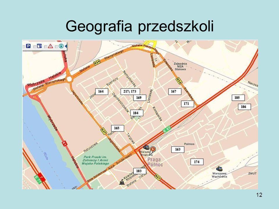 12 Geografia przedszkoli