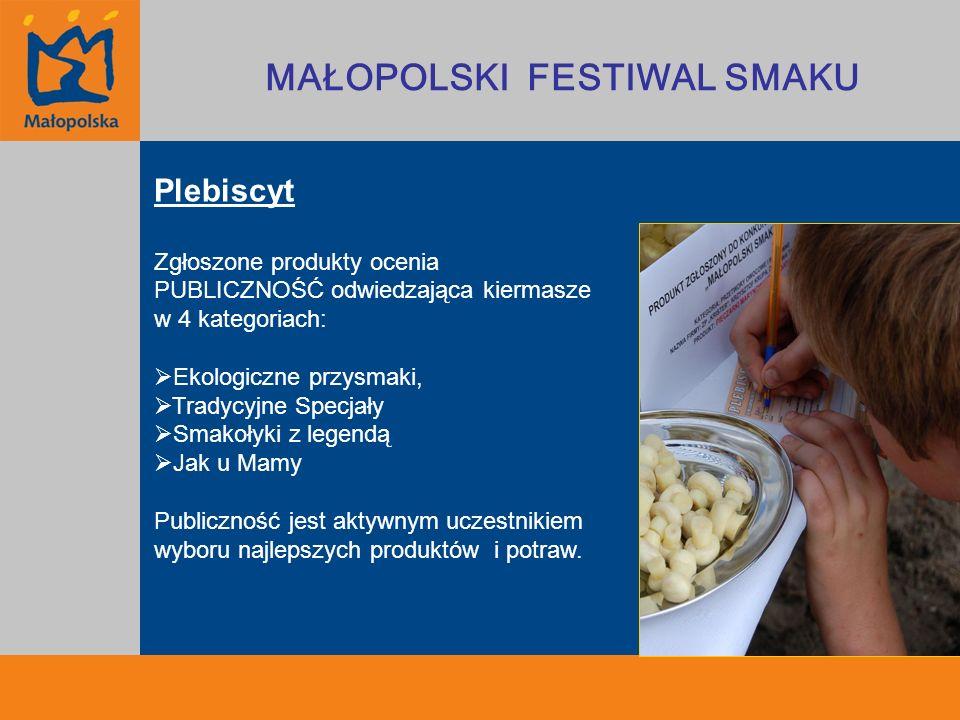 Pokaz gotowania na żywo MAŁOPOLSKI FESTIWAL SMAKU