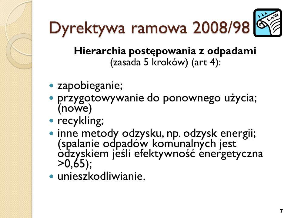 Nowe obowiązki Gmin (ustawa o utrzymaniu czystości i porządku w gminach) Nowe obowiązki gmin (1) art.