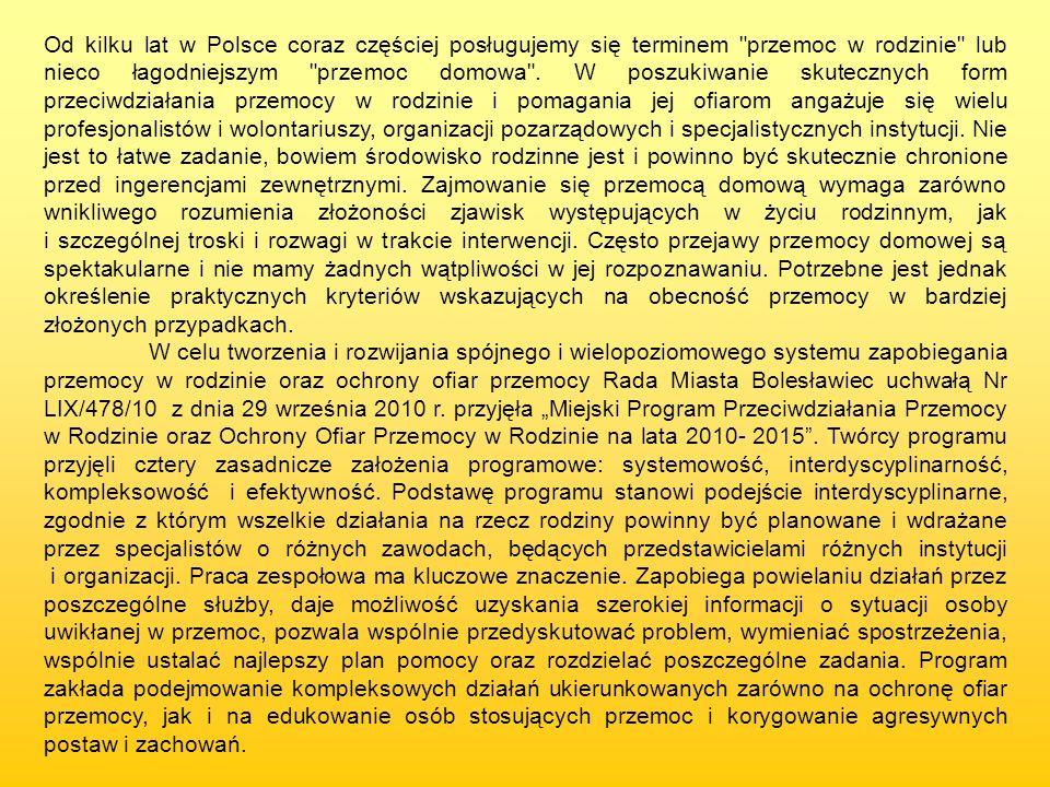 Od kilku lat w Polsce coraz częściej posługujemy się terminem