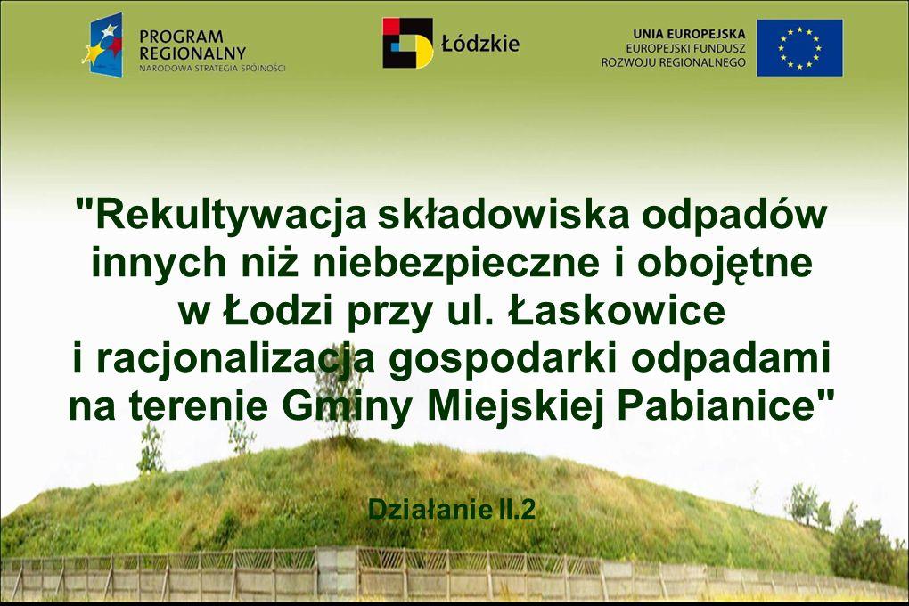 W ramach projektu realizowane są również działania mające na celu promocję ekologii.