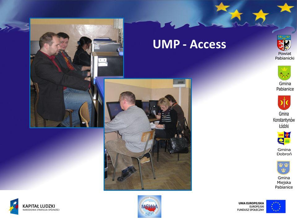 UMP - Access
