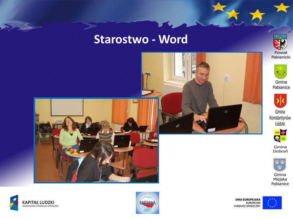 www.pokl.um.pabianice.pl Po więcej informacji o projekcie - zapraszamy na stronę internetową: