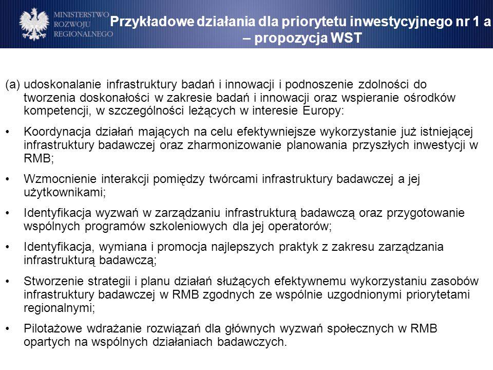 Stan prac nad Programem dla Europy Środkowej 2014-2020 Grupa Robocza (Steering Group; SG) CE 2014+ powołana w listopadzie 2011 r.