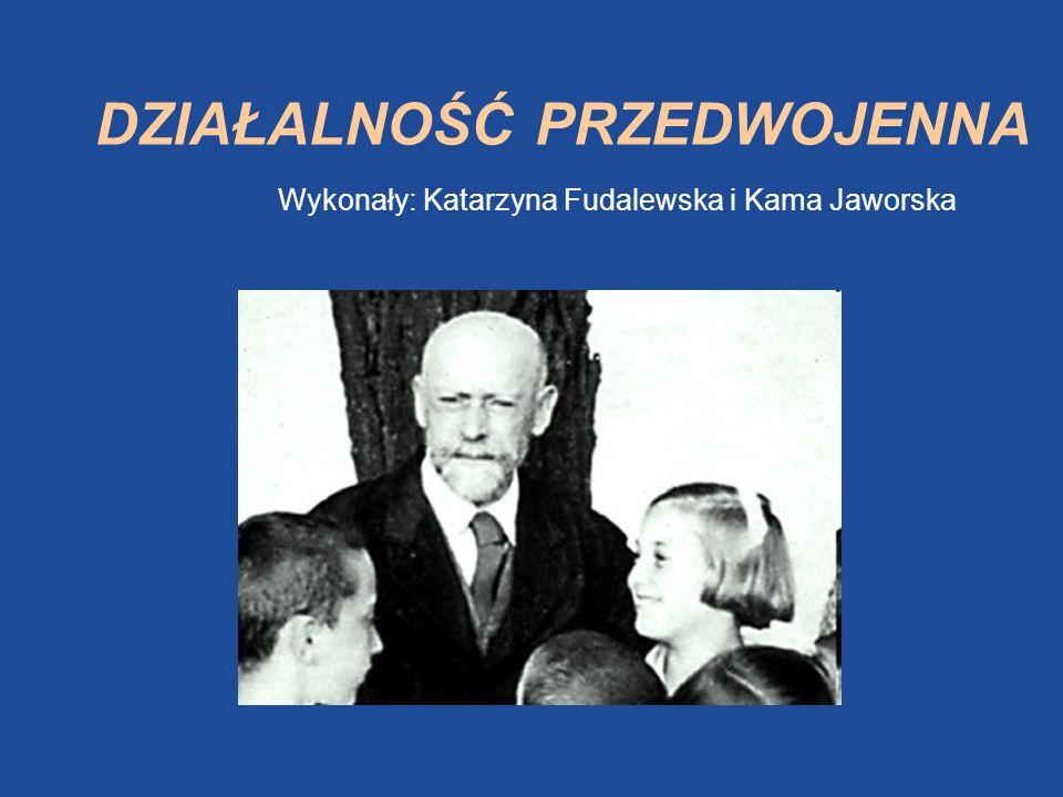 Janusz Korczak (1878 – 1942) to polski lekarz, publicysta, pisarz, wychowawca i działacz społeczny.