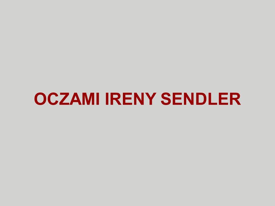 OCZAMI IRENY SENDLER