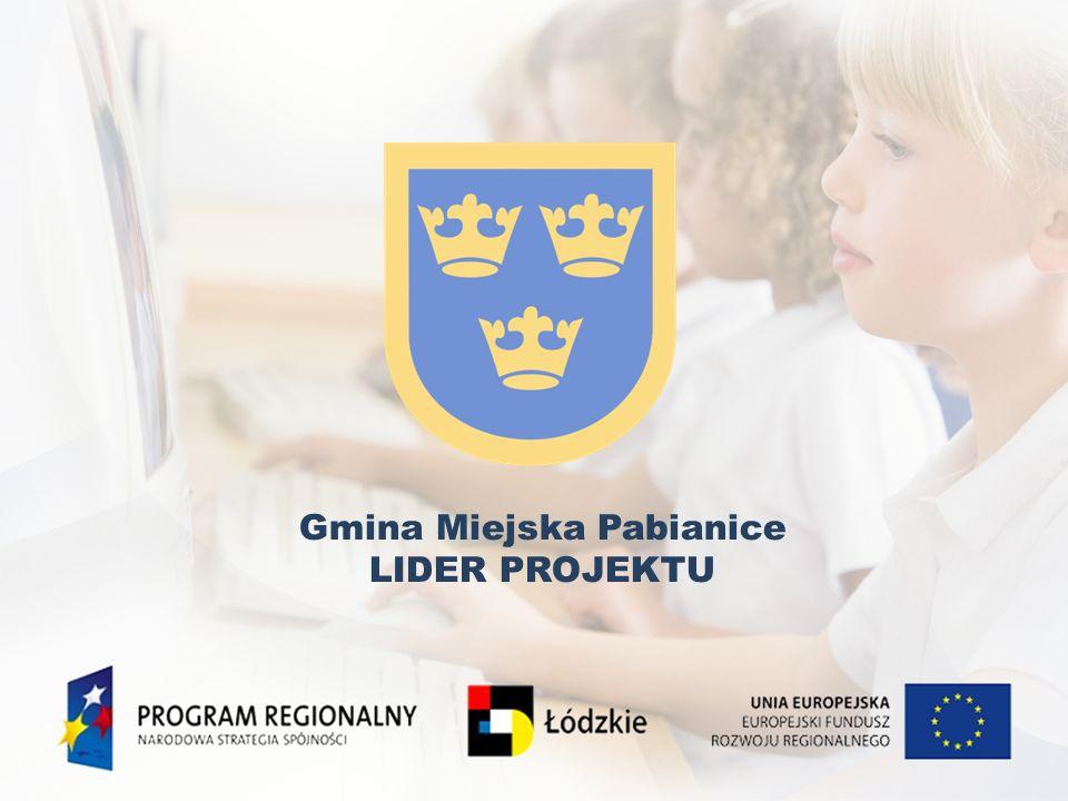 Gmina Miejska Pabianice LIDER PROJEKTU