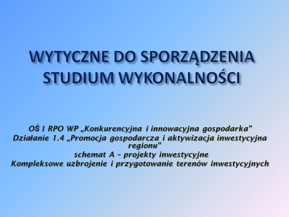Departament Wspierania Przedsiębiorczości Urząd Marszałkowski Województwa Podkarpackiego ul.