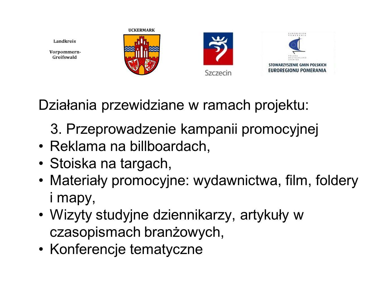 Działania przewidziane w ramach projektu: 4.