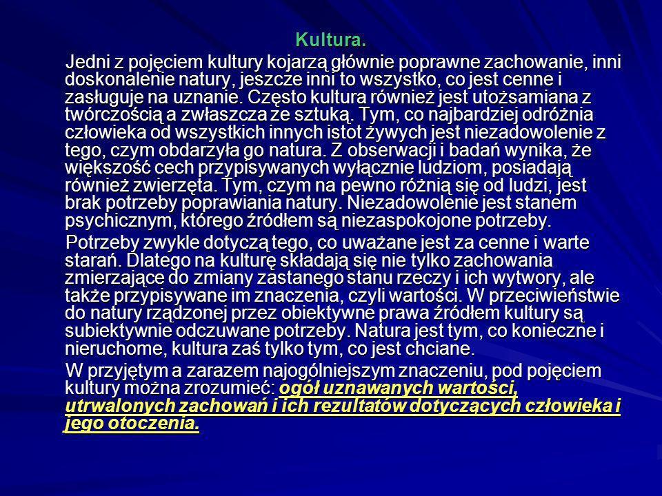 Typy i kryteria kultury fizycznej.1.