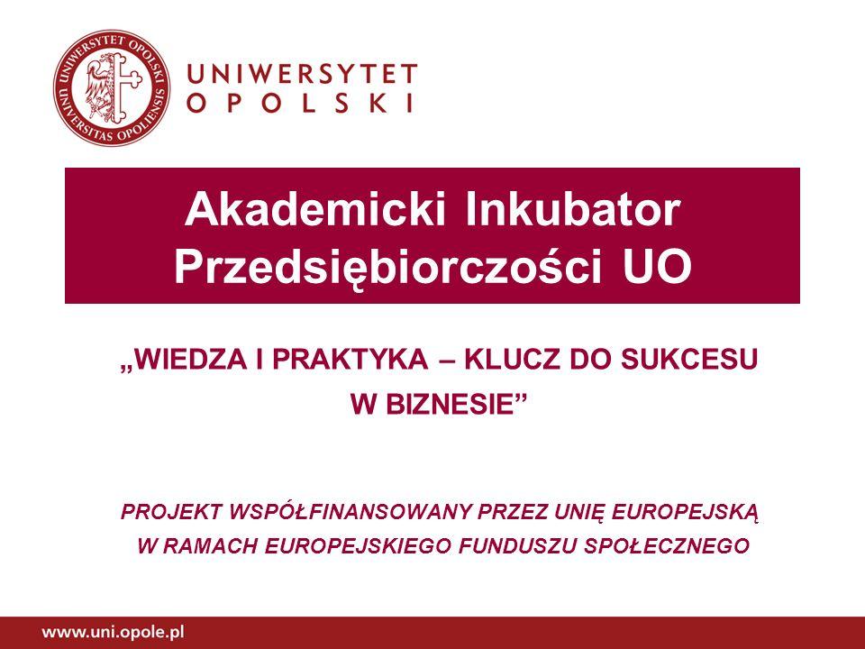 1/5 polskich przedsiębiorców nie wie o możliwościach współpracy ze środowiskiem naukowym 40% firm nie wie, jak dotrzeć i nawiązać kontakty z uczelnią 10 % przedsiębiorstw widzi możliwość rozwoju poprzez współpracę z nauką 62% naukowców deklaruje, że są autorami rozwiązania, które nadaje się do komercjalizacji 1/3 naukowców twierdzi, że przedsiębiorcy przejawiają zbyt mało inicjatywy w poszukiwaniu pól współpracy 99% naukowców deklaruje chęć współpracy z przedsiębiorcami Współpraca nauki i przedsiębiorstw – stan obecny: