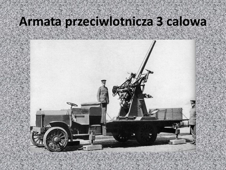 Armata przeciwlotnicza 3 calowa