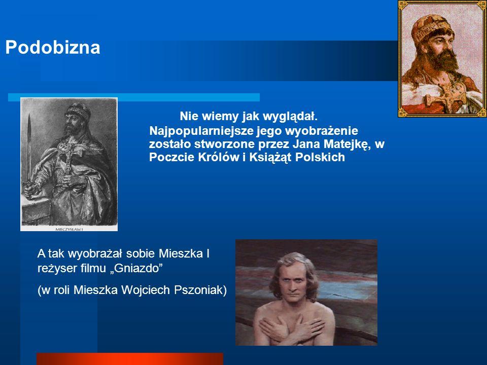 Najważniejsze wydarzenia 960 r. – objecie władzy książęcej 965 r. – małżeństwo z Dobrawą 966 r. – przyjęcie chrztu 972 r. – zwycięstwo nad Niemcami w