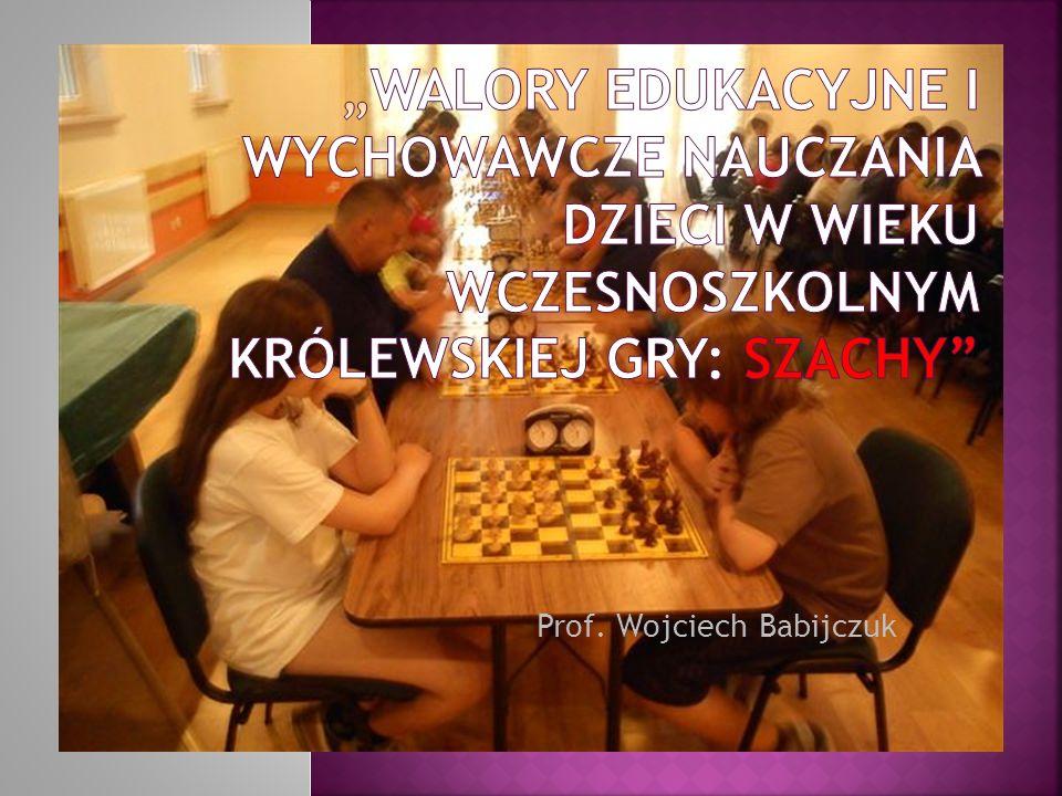 Prof. Wojciech Babijczuk