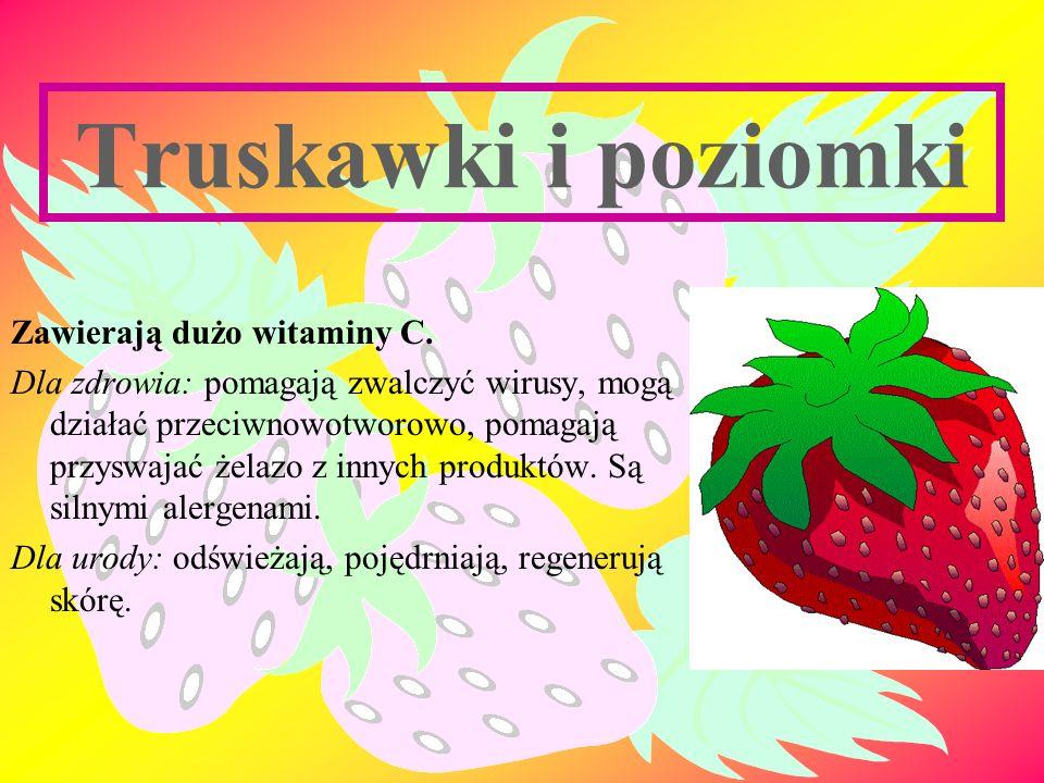 Buraki Duża zawartość potasu, witaminy C i kwasu foliowego (witaminy niezbędnej do prawidłowego funkcjonowania komórek).