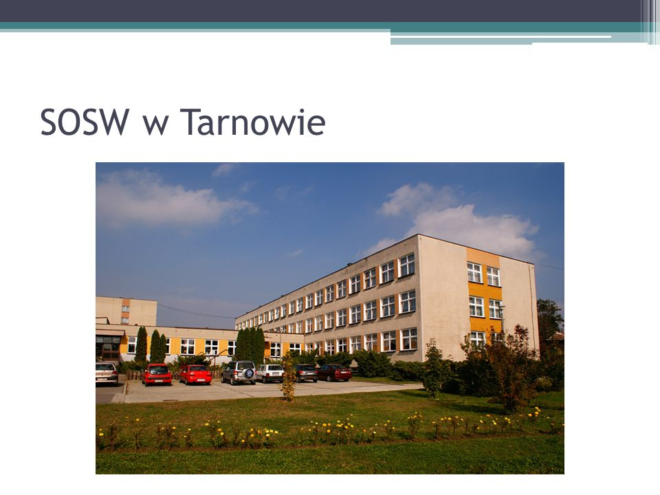 SOSW w Tarnowie