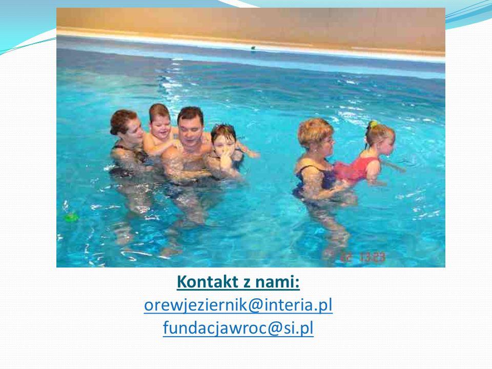 Kontakt z nami: orewjeziernik@interia.pl fundacjawroc@si.pl orewjeziernik@interia.pl fundacjawroc@si.pl