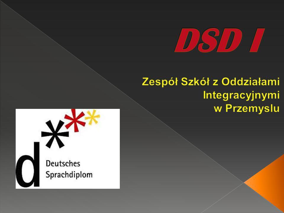 Absolwent DSD zwiększa swoje szanse na zatrudnienie na polskim i europejskim rynku pracy Z egzaminem DSD II i polską maturą można podjąć studia na każdym kierunku w Niemczech