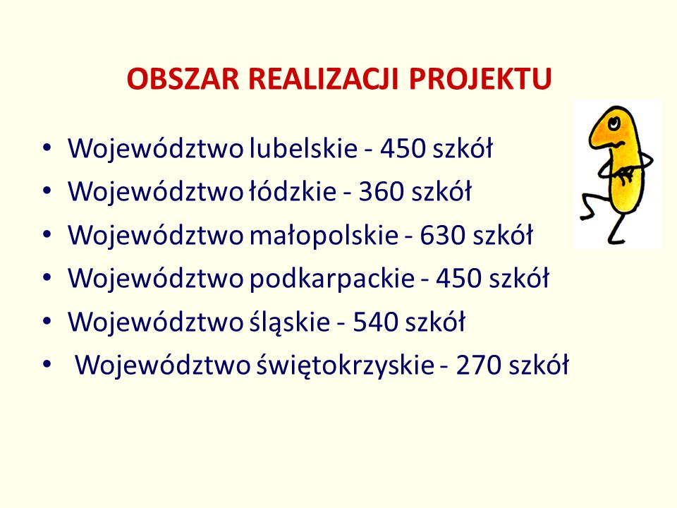 CZAS REALIZACJI PROJEKTU Rozpoczęcie Projektu 01.10.2008r.